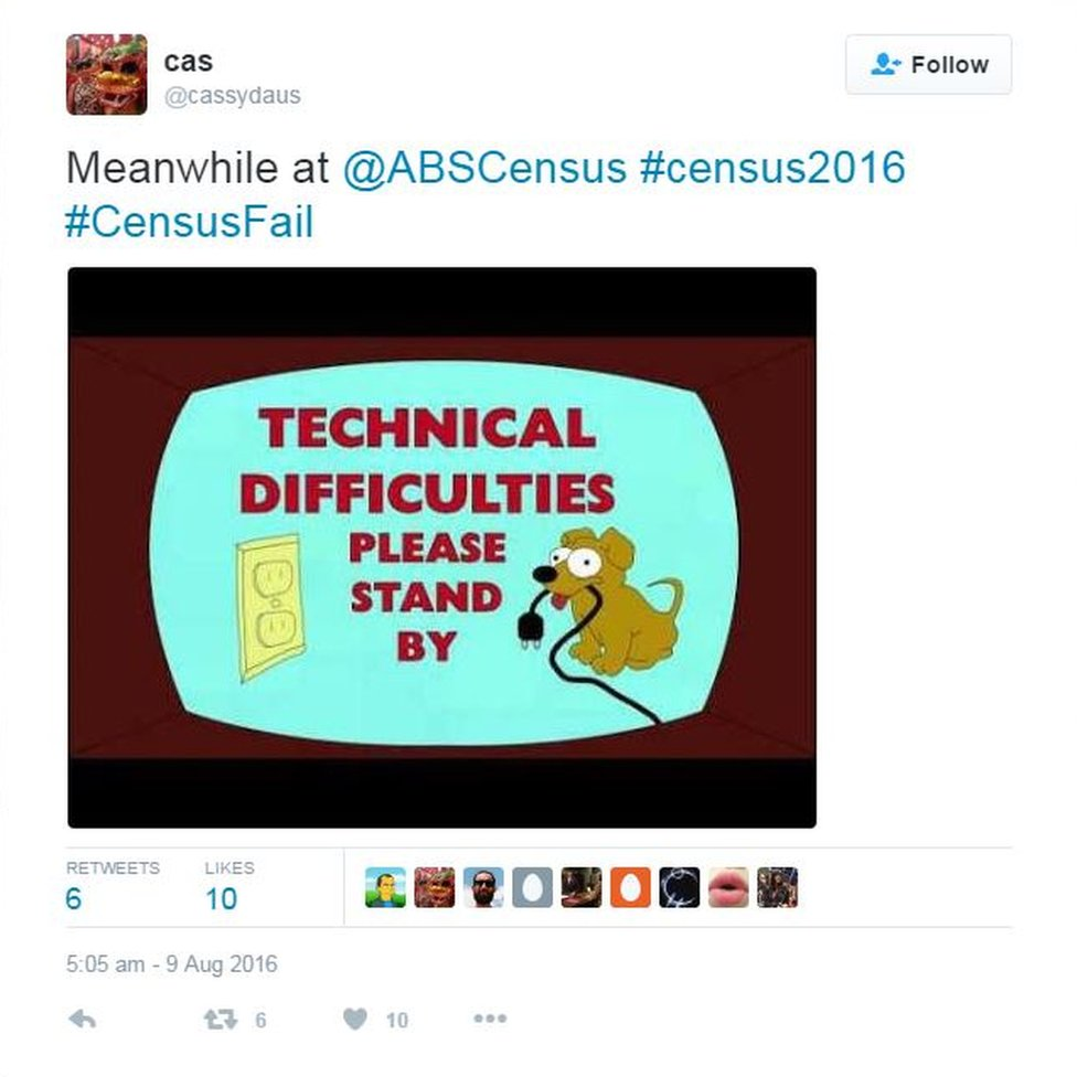 """An internet meme that says: """"Technical difficulties please stand by"""""""