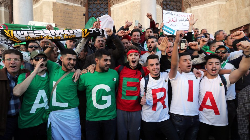 2019–20 Algerian protests