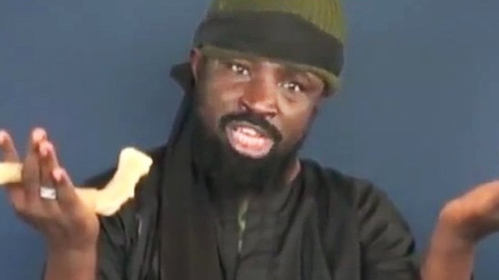 Abubakar Shekau. File photo