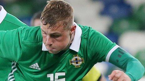 Northern Ireland U21 1-0 Slovakia U21