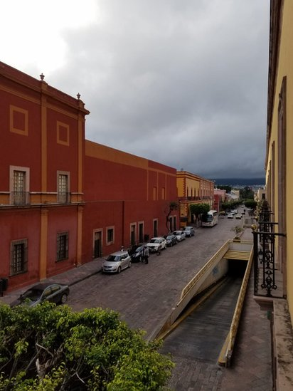 Calles de Querétaro