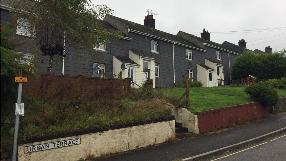 'Concrete cancer' causes home evacuations in Cornwall