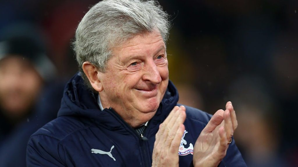 """Crystal Palace 1-0 Leicester: Roy Hodgson says Palace had to """"grind out the victory"""""""