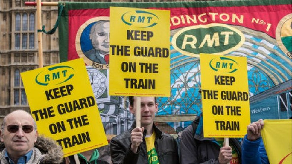 South Western and Northern rail staff plan more strikes