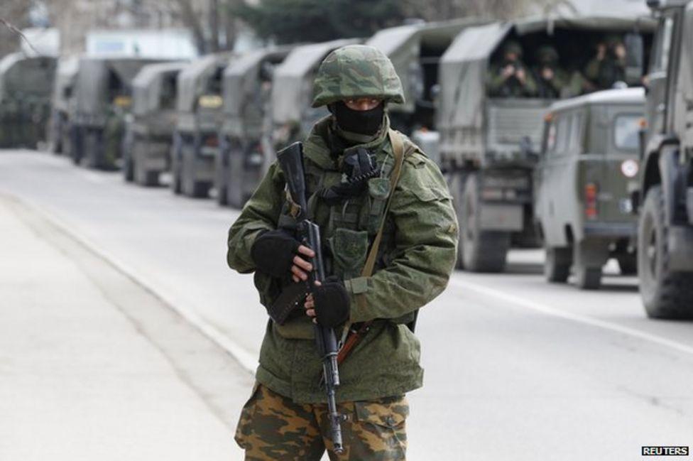 俄羅斯部隊