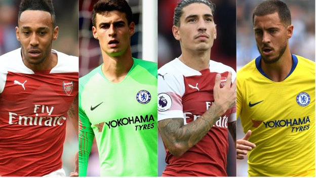 Premier League: Chelsea v Arsenal - pick your combined XI