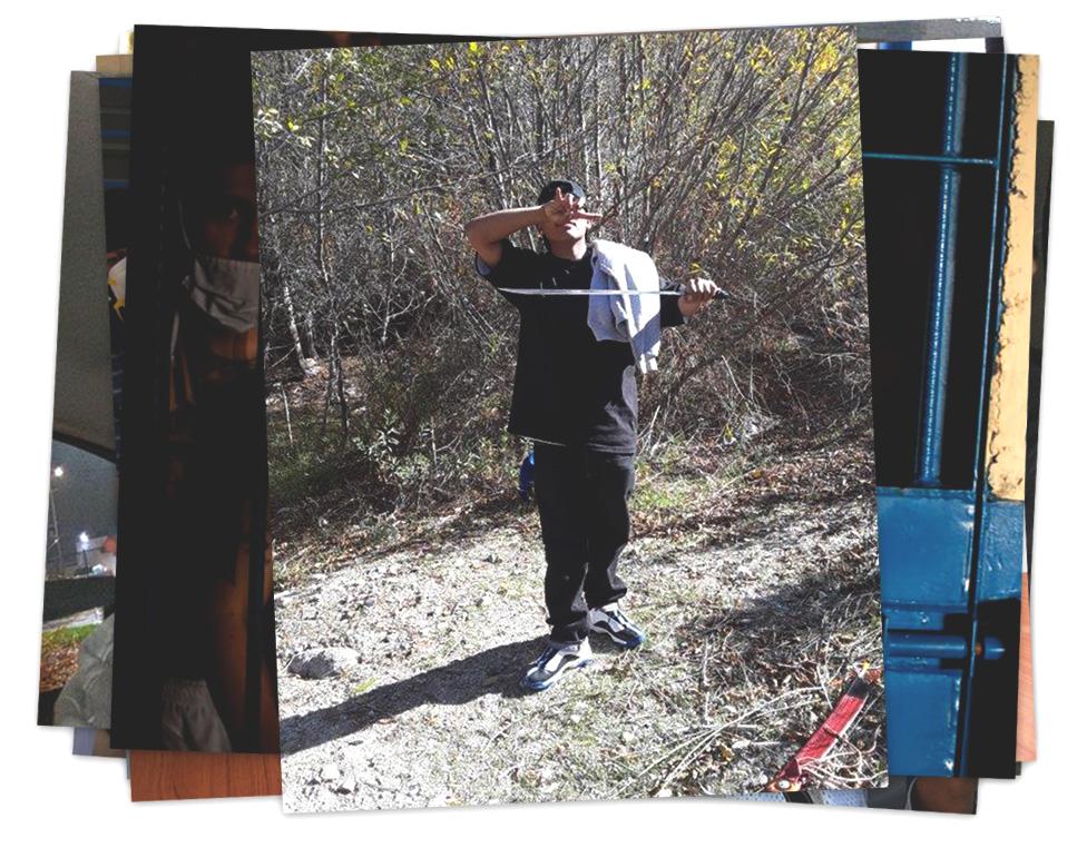 Uno de los acusados de los asesinatos del Bosque Ángeles entre 2017 y 2018.