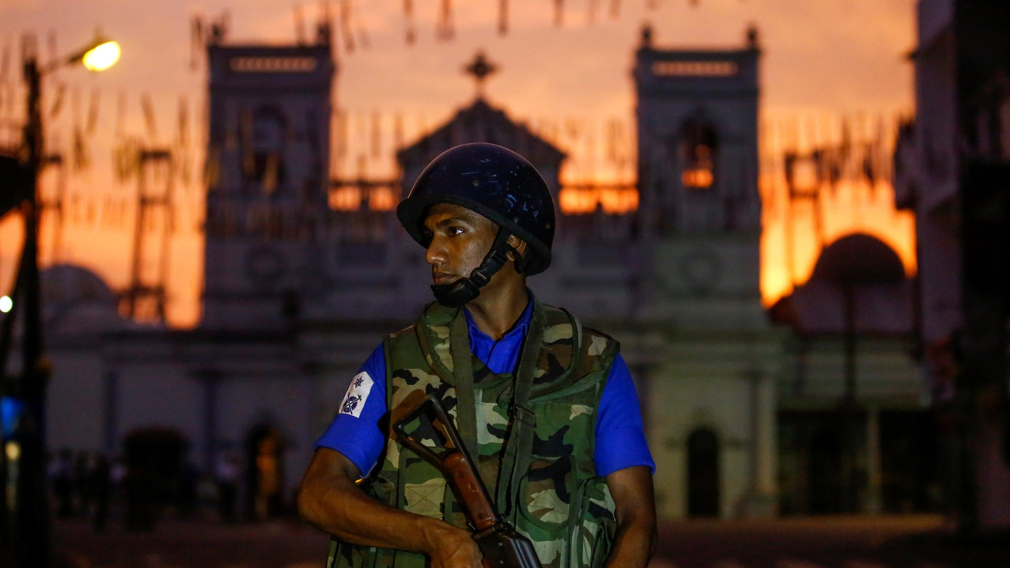 Sri Lanka bombings: PM Wickremesinghe says he was 'out of the loop'