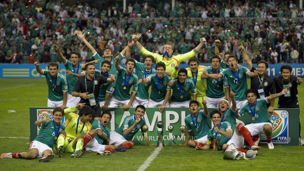 México en 2011