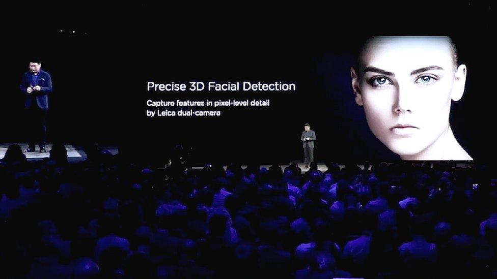 Huawei presentation