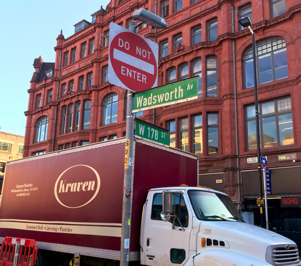 Ulice severnog dela Mančestera pretvorene su u lice Njujorka