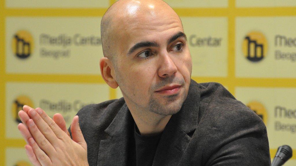 Saša Đorđević iz Beogradskog centra za bezbednosnu politik