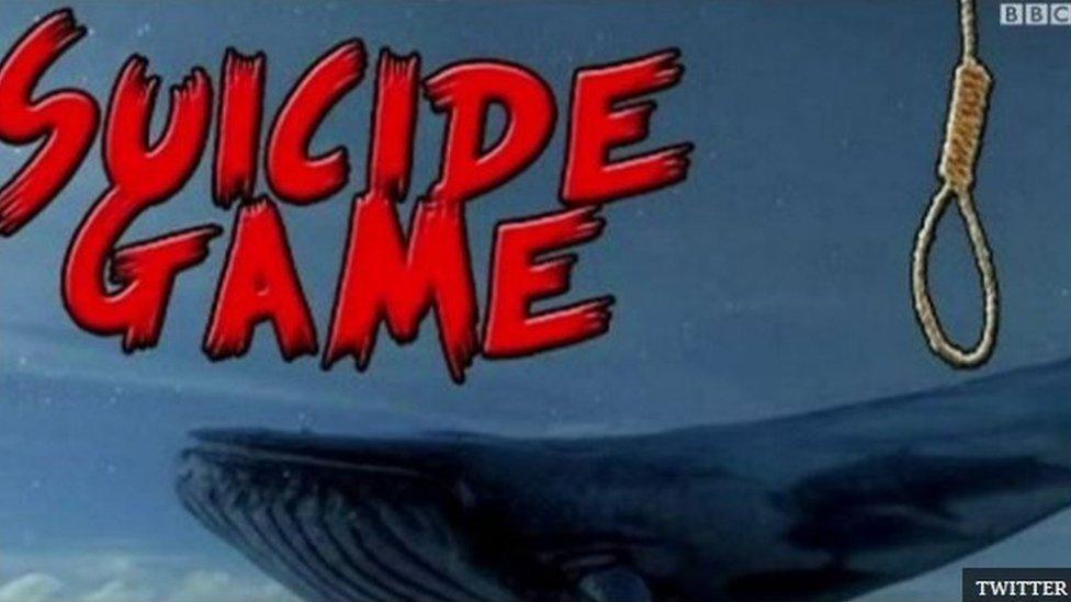 """تسببت لعبة """"الحوت الأزرق"""" في حدوث حالات انتحار عديدة لأطفال ومراهقين"""