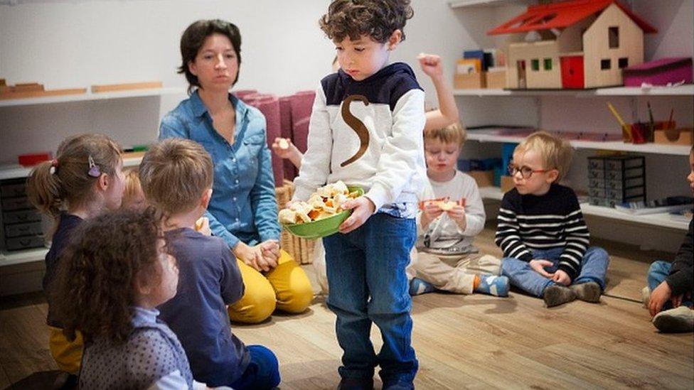 deca u vrtiću, odbijenice za privatne vrtiće