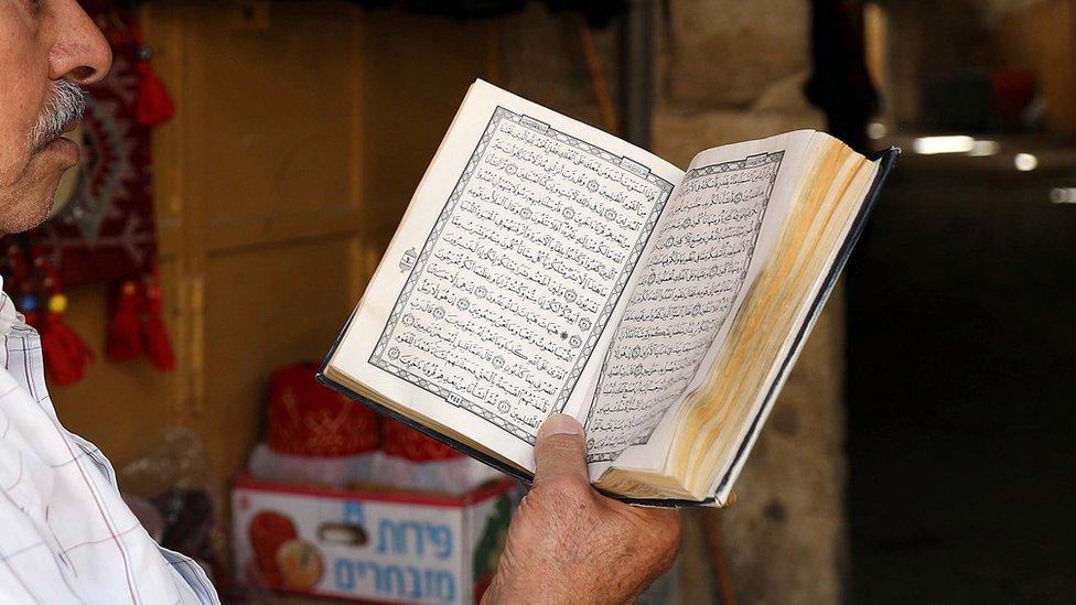 Membaca Qur`an