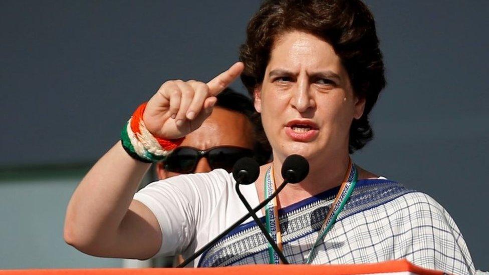 उत्तर प्रदेश : प्रियंका-चंद्रशेखर मुलाक़ात से कांग्रेस को क्या हासिल?