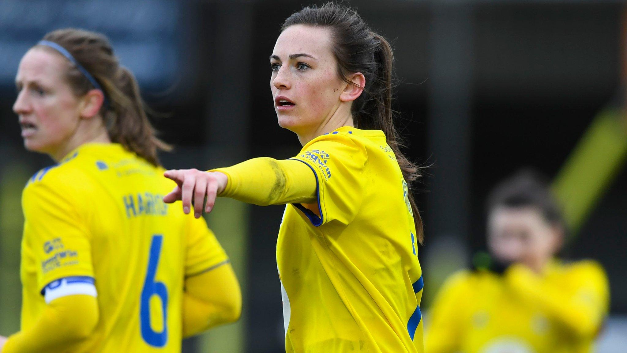Women's Super League: West Ham 1-2 Birmingham City