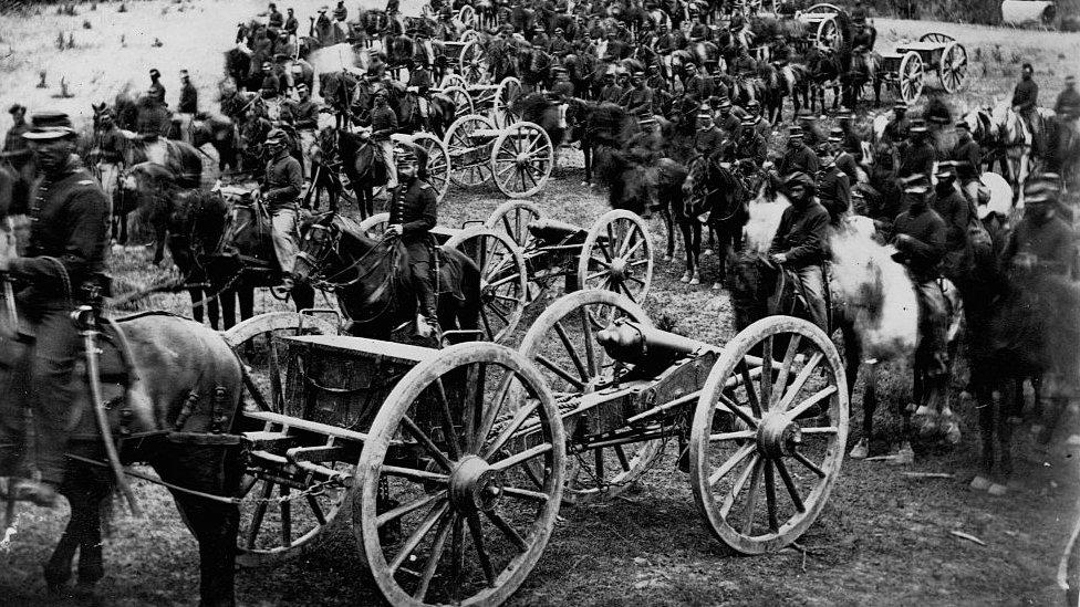 Ejército de la Unión en la Guerra Civil de Estados Unidos