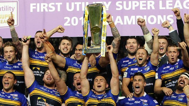 Watch the best moments of the 2015 Rugby League season