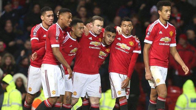 Manchester United 1-0 Sheffield United highlights