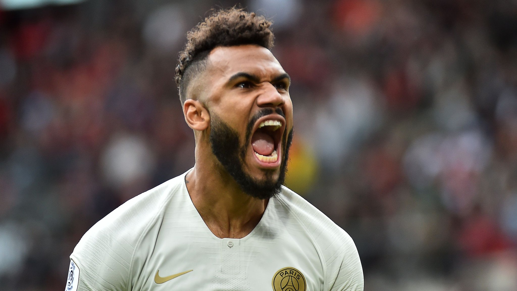 Choupo-Moting follows appearance at Liverpool with first PSG goal