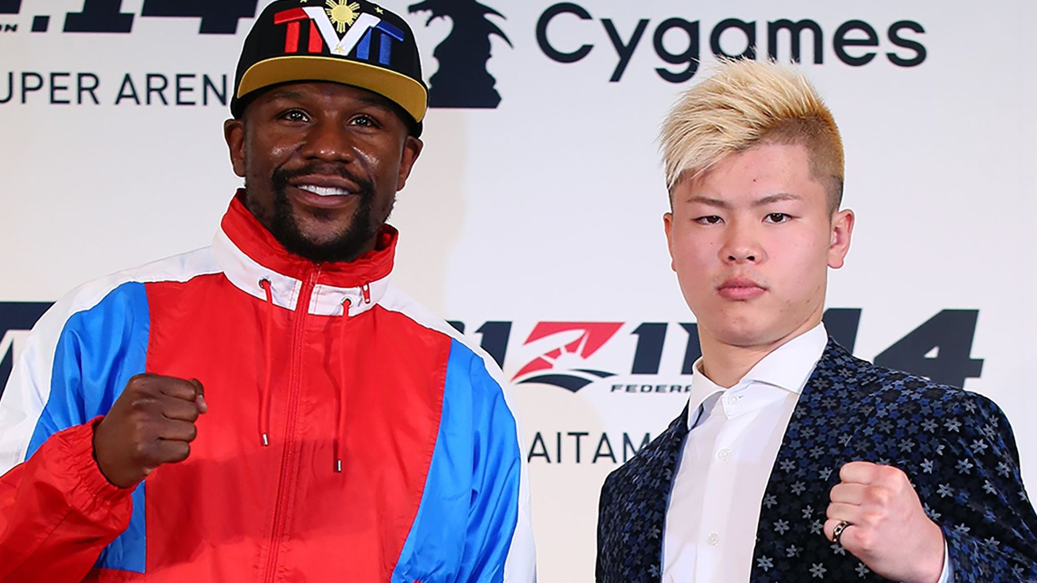 Floyd Mayweather: Retired boxer agrees to face kickboxer Tenshin Nasukawa