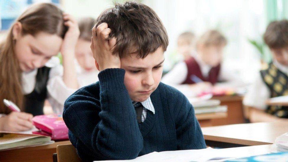 تقول سبيلمان إن بإمكان المدارس الابتدائية أن تجري اختبارات دون أن يشعر التلاميذ