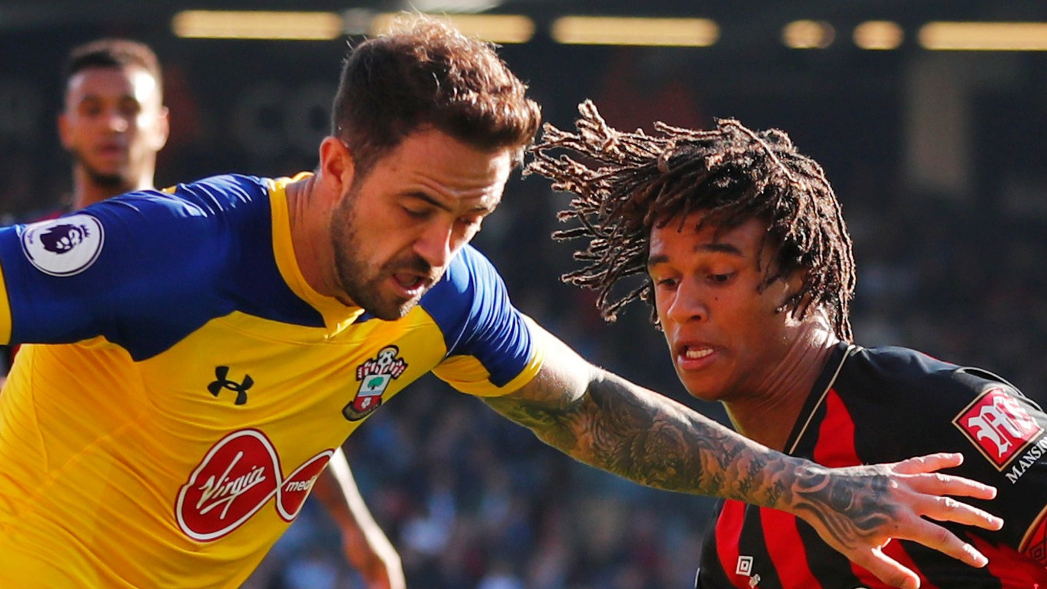 Premier League: Bournemouth and Southampton play out stalemate