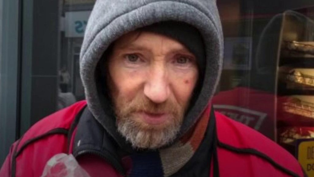 Paignton pays tribute after Big Issue seller dies