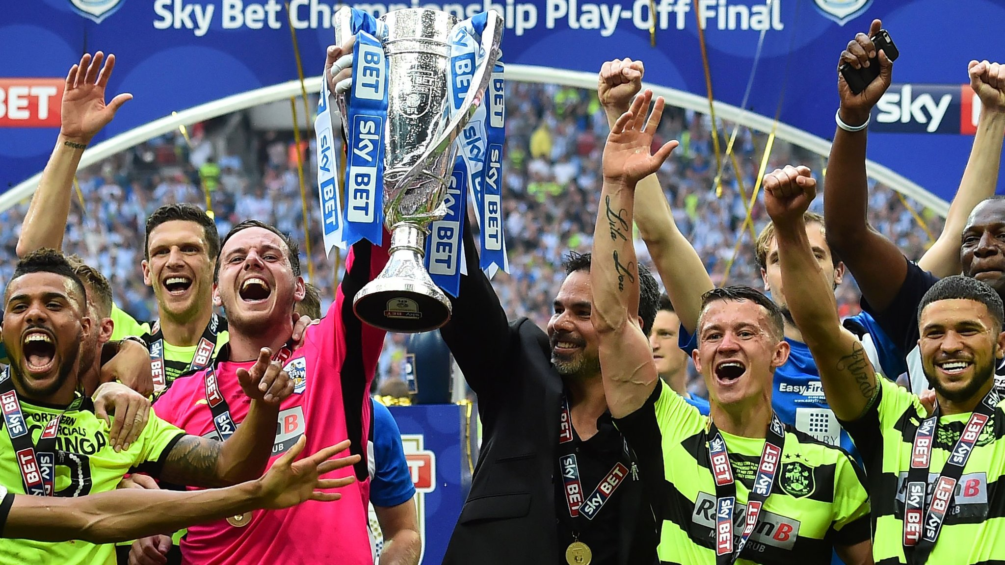 Aston Villa v Fulham: Championship play-off final 'worth £160m' to winners