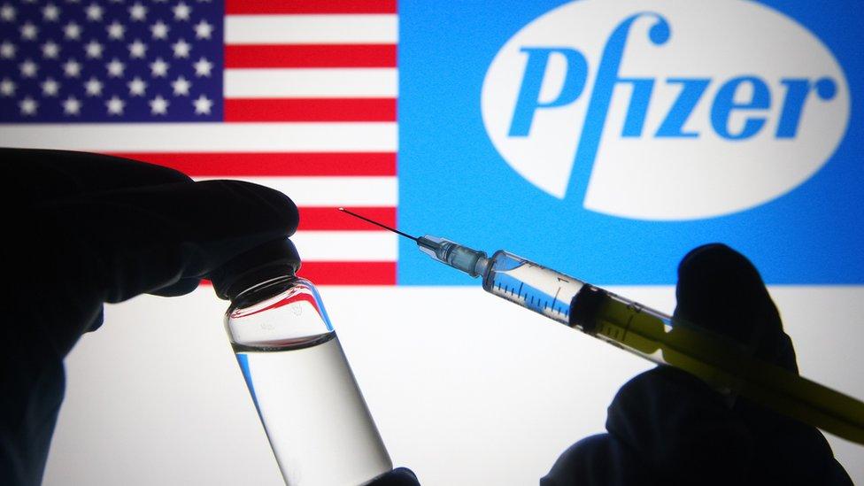 Pfizer vacunas