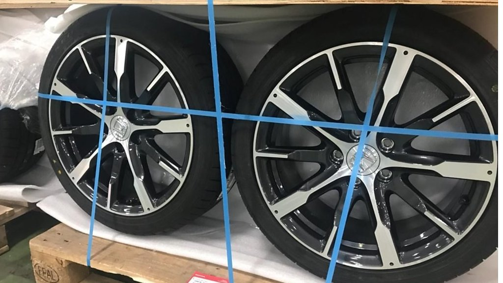 From Belgium to the UK, the journey of an alloy wheel