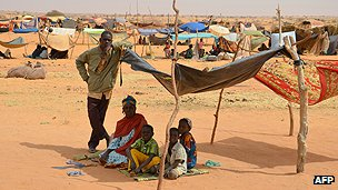 Refugees in Mali