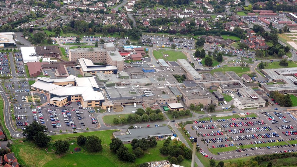 Shrewsbury and Telford hospitals to hire 200 more staff