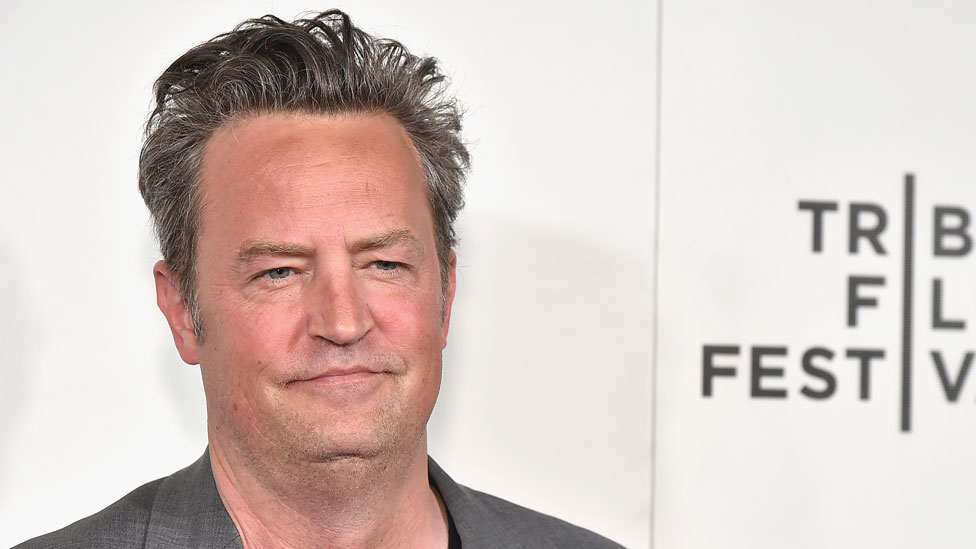 Matthew Perry On The Mend After Abdominal Surgery Bbc News