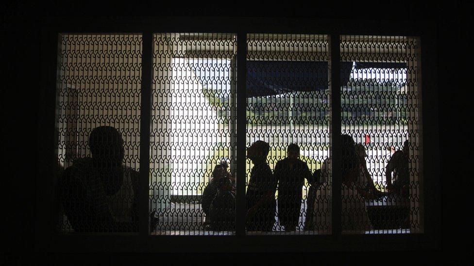 El interior de la Estación Siglo 21