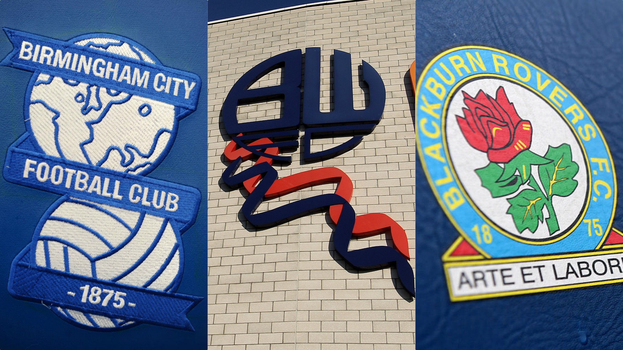 Seven charts showing Blackburn, Bolton & Birmingham's financial problems