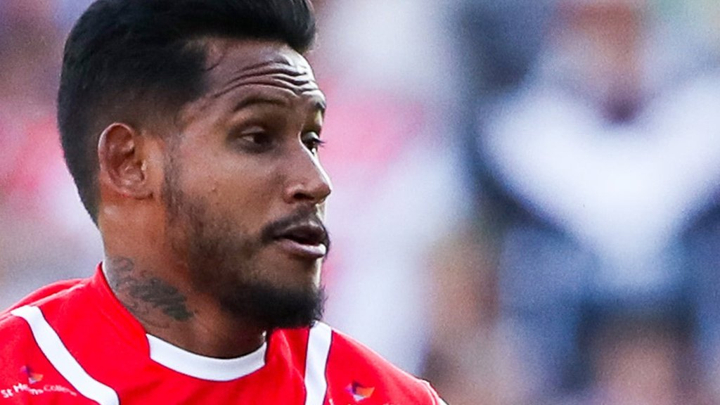 Ben Barba: St Helens full-back to join North Queensland Cowboys in 2019