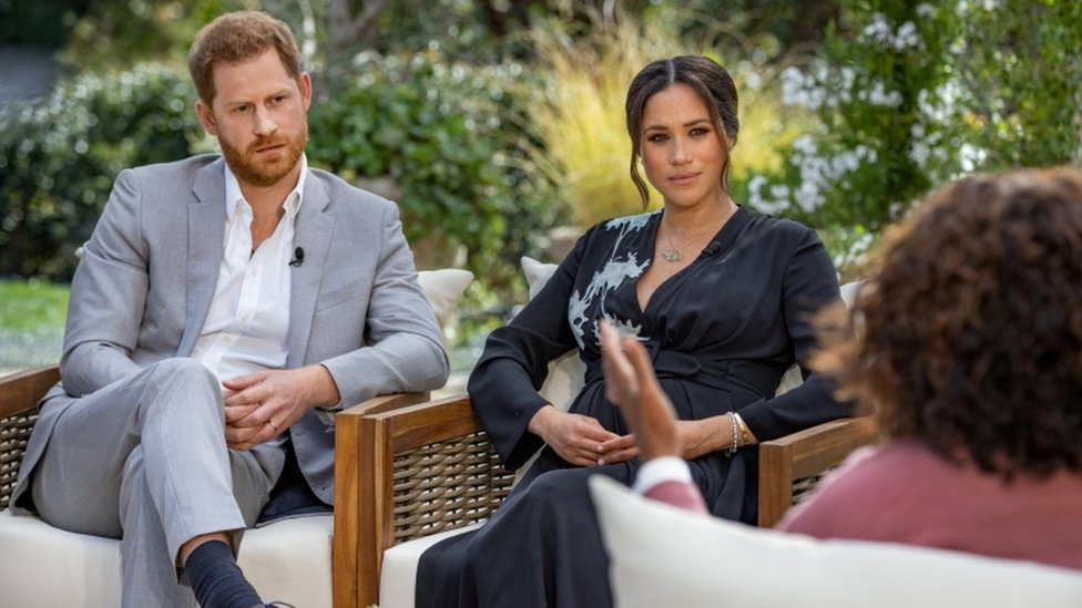 Sussex Dükü Harry ve Düşesi Megan