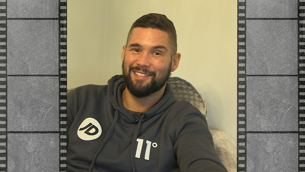 Tony Bellew v Oleksandr Usyk: British fighter picks his best boxing films