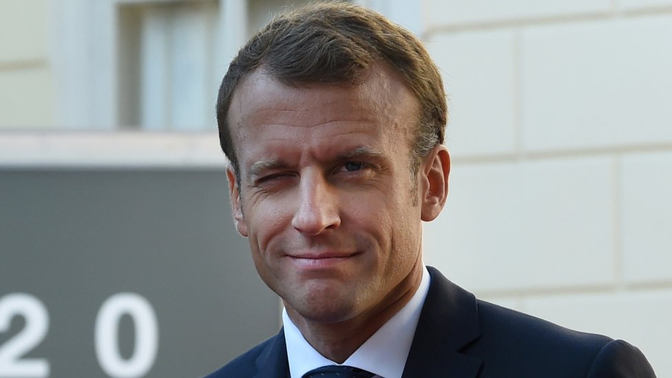 Has France S Macron Lost His Charm Bbc News
