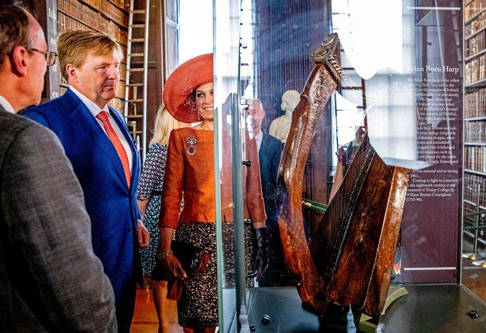 ملك وملكة هولندا