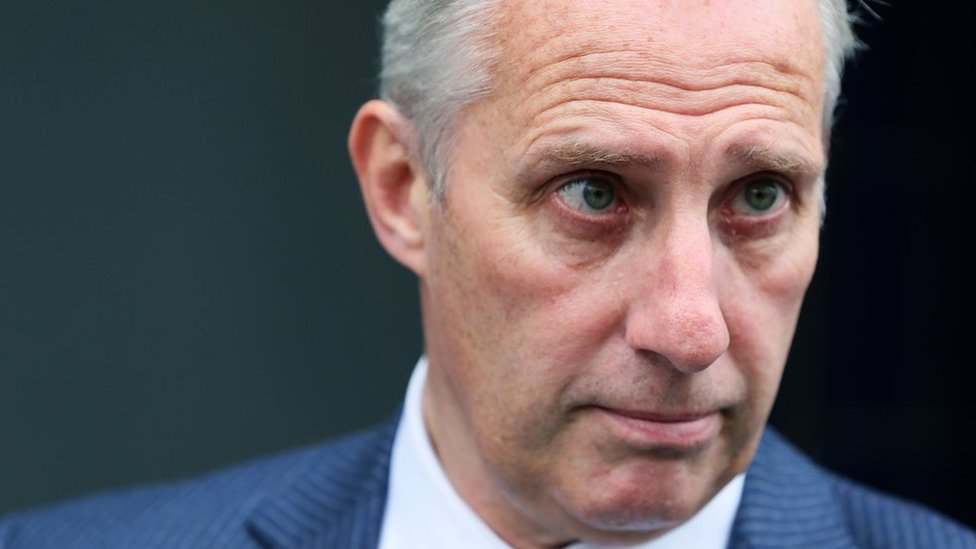 Ian Paisley holiday 'funded by Maldives government minister'