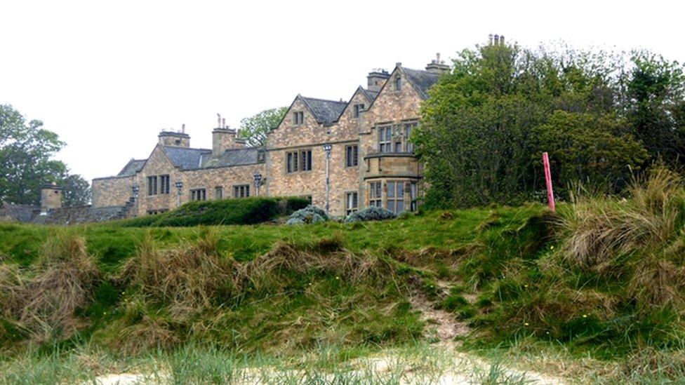 Carlekemp House