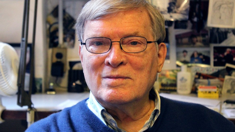 BBC News - Cult music film-maker DA Pennebaker dies, aged 94