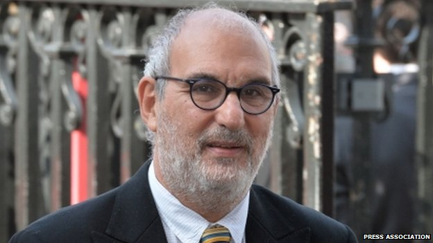 Alan Yentob, chair of the trustees at Kids Company, and creative director at the BBC