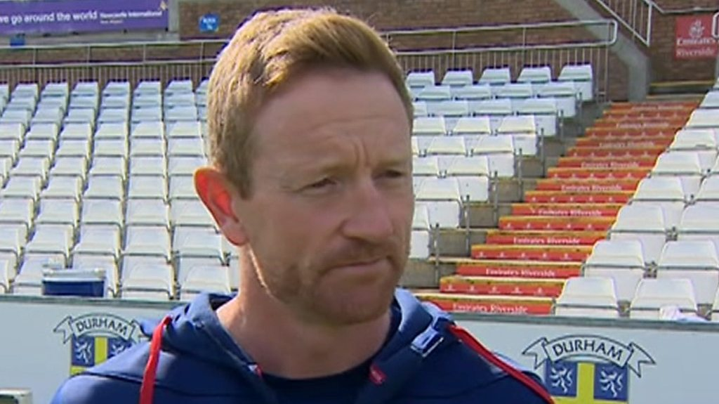 Paul Collingwood retires: Durham all-rounder 'was a blubbering wreck'