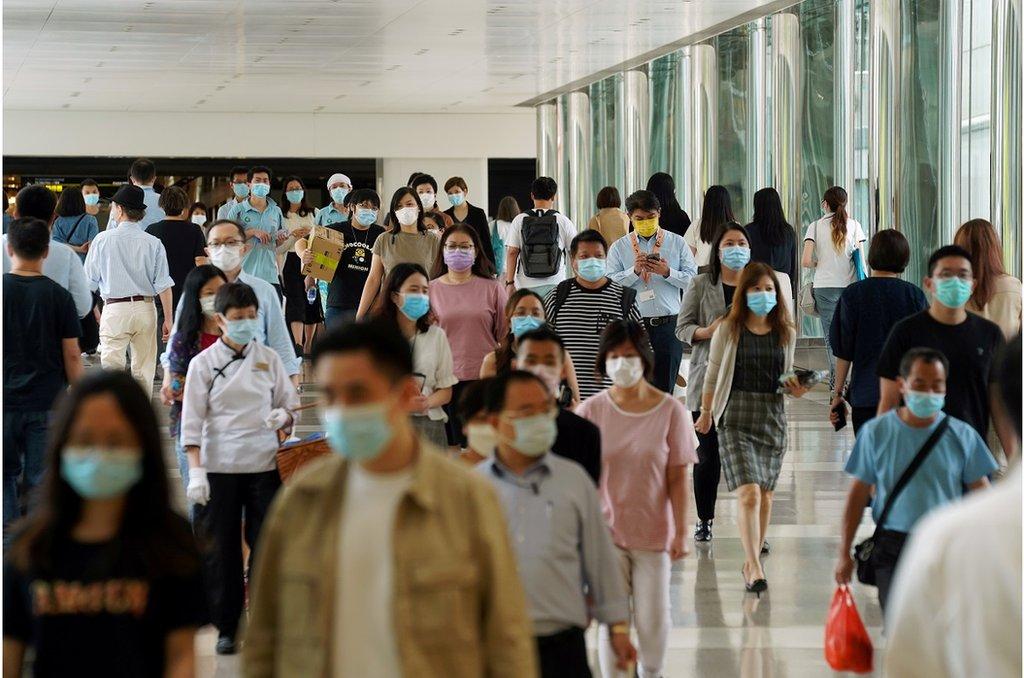 香港媒體引述港府稱,已去信中國政府提出請求,希望當中國疫苗面世時能支持香港需求。