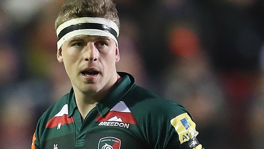Nick Malouf to exit Leicester Tigers after one season with Premiership club