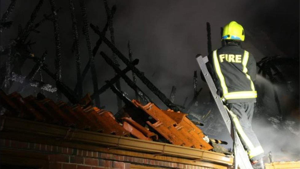 South Yorkshire continuous fire service shifts 'unlawful'